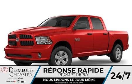 2021 Ram 1500 Express 4X4 3.6L * UCONNECT 8.4 PO * CAM DE RECUL for Sale  - DC-04250  - Desmeules Chrysler