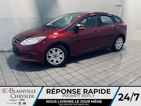2013 Ford Focus SE * BLUETOOTH * AUTOMATIQUE * CRUISE * for Sale  - BC-21314B  - Desmeules Chrysler