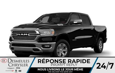 2021 Ram 1500 Laramie 4X4 5.7 HEMI * UCONNECT * NAVIGATION * CAM for Sale  - DC-03946  - Blainville Chrysler