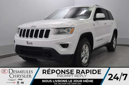 2016 Jeep Grand Cherokee 4X4 * CAM RECUL * ECO/SPORT * BLUETOOTH * CRUISE for Sale  - DC-E2376  - Blainville Chrysler