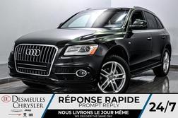 2017 Audi Q5 Premium Plus * CAM RECUL * TOIT PANO * GPS * A/C  - DC-S2362  - Desmeules Chrysler