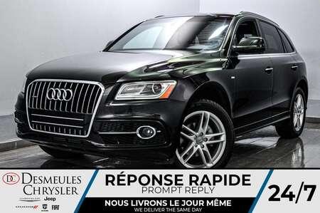 2017 Audi Q5 Premium Plus * CAM RECUL * TOIT PANO * GPS * A/C for Sale  - DC-S2362  - Blainville Chrysler