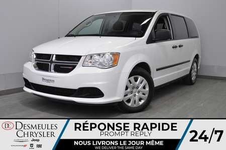 2017 Dodge Grand Caravan CVP/SXT + a/c for Sale  - DC-L2000  - Desmeules Chrysler