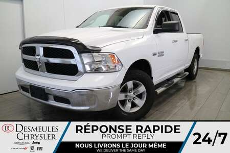 2017 Ram 1500 SLT 4X4 * A/C * BLUETOOTH * GROUPE ELECTRIQUE  * for Sale  - DC-B2206  - Blainville Chrysler