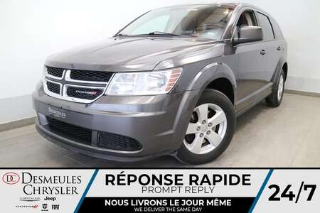 2014 Dodge Journey AIR CLIMATISE * CRUISE * UCONNECT * BLUETOOTH * for Sale  - DC-B2861A  - Desmeules Chrysler