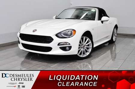 2019 Fiat 124 Spider Lusso for Sale  - DC-90719  - Desmeules Chrysler