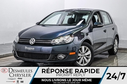 2012 Volkswagen Golf TDI * SIEGES CHAUFFANTS  - DC-20807A  - Blainville Chrysler
