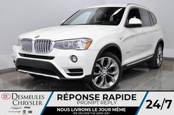 2017 BMW X3 xDrive28i  - DC-L2082  - Desmeules Chrysler