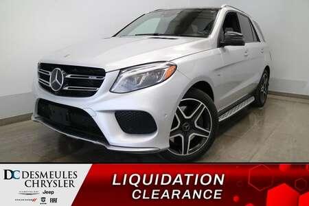 2018 Mercedes-Benz GLE AMG GLE 43 4MATIC * NAVIGATION * CAMERA DE RECUL for Sale  - DC-U2884  - Desmeules Chrysler