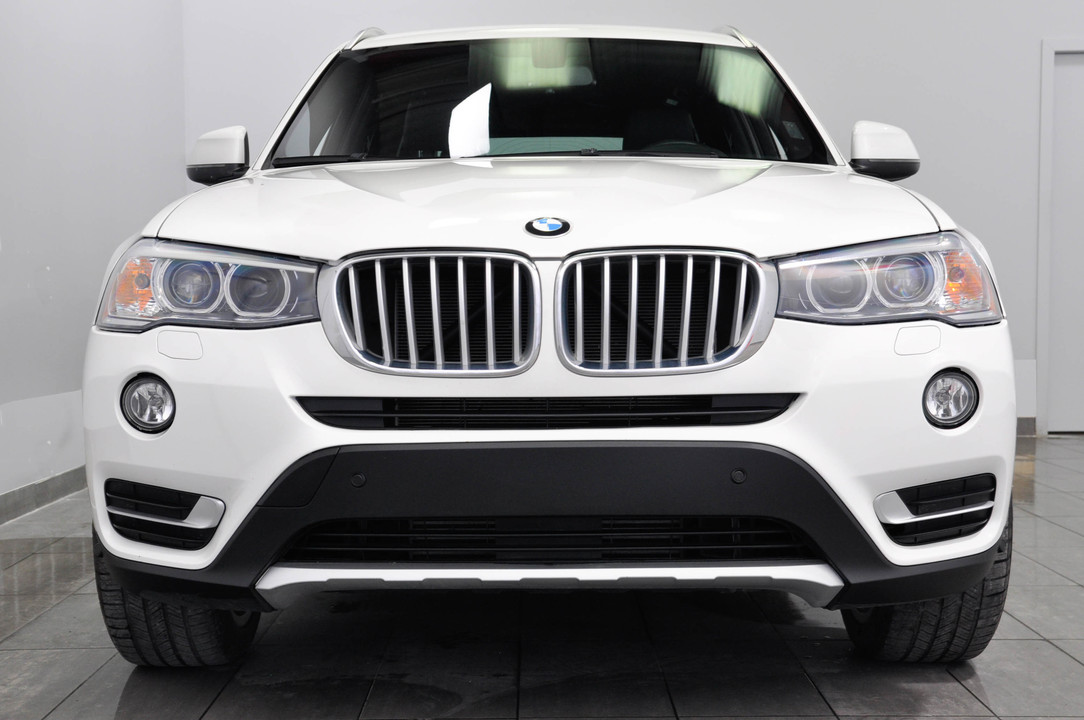 2017 BMW X3  - Desmeules Chrysler