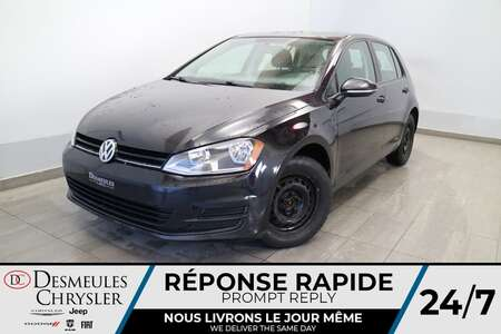 2015 Volkswagen Golf TSI S * A/C * SIEGES CHAUFFANTS * BLUETOOTH * for Sale  - DC-S2350A  - Blainville Chrysler