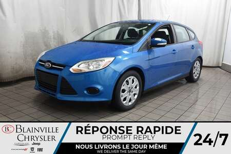 2014 Ford Focus SE * SIEGES CHAUFFANTS * BLUETOOTH * CRUISE * A/C for Sale  - BC-20359A  - Blainville Chrysler