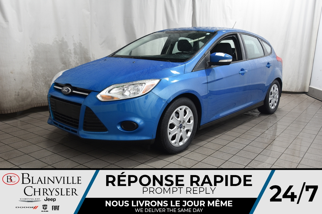 2014 Ford Focus  - Desmeules Chrysler