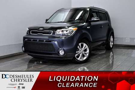 2015 Kia Soul EX + bancs chauff + bluetooth + a/c for Sale  - DC-D1896  - Desmeules Chrysler