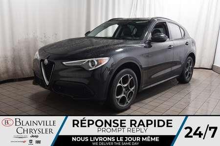 2018 Alfa Romeo Stelvio Q4 AWD * TOIT PANO * CAM RECUL * GPS * for Sale  - BC-P1904  - Blainville Chrysler