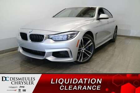 2018 BMW 4 Series 440i xDrive AWD M PACKAGE * NAV * TOIT OUVRANT * for Sale  - DC-S2805  - Blainville Chrysler