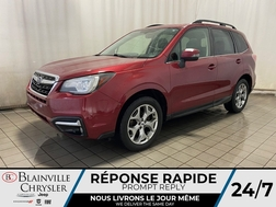 2018 Subaru Forester Limited * GPS * TOIT OUVRANT * CAM RECUL *  - BC-21092A  - Blainville Chrysler