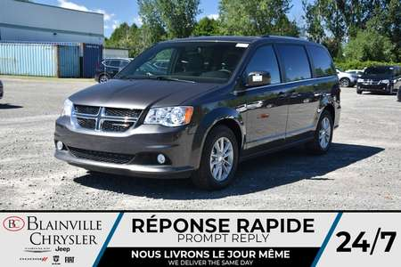 2020 Dodge Grand Caravan PREMIUM PLUS for Sale  - BC-20328  - Blainville Chrysler