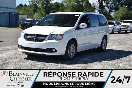 2020 Dodge Grand Caravan Premium Plus for Sale  - BC-20334  - Blainville Chrysler