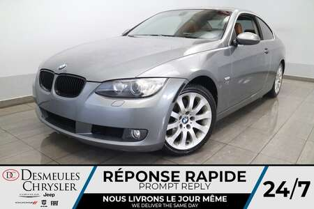 2009 BMW 3 Series 328i xDrive AWD * TOIT OUVRANT * A/C * CUIR BRUN * for Sale  - DC-U2364A  - Blainville Chrysler