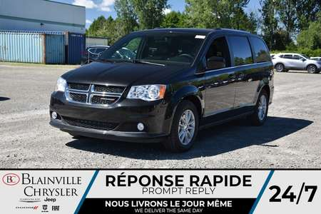 2020 Dodge Grand Caravan Premium Plus for Sale  - BC-20363  - Blainville Chrysler