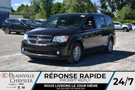 2020 Dodge Grand Caravan PREMIUM PLUS for Sale  - BC-20428  - Blainville Chrysler