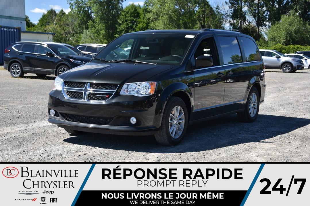 2020 Dodge Grand Caravan  - Desmeules Chrysler