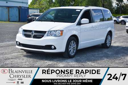 2020 Dodge Grand Caravan PREMIUM PLUS for Sale  - BC-20431  - Desmeules Chrysler
