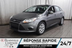 2014 Ford Focus SE * BLUETOOTH * A/C * CRUISE * ECONOMIQUE  - BC-P1756  - Desmeules Chrysler