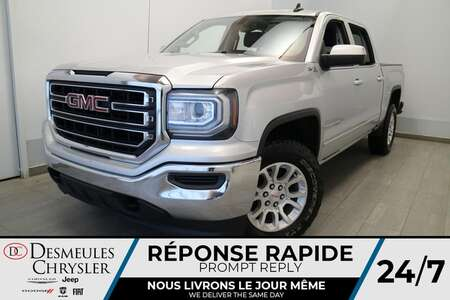 2018 GMC Sierra 1500 SLE 4WD Crew Cab * CAM RECUL * SIEGES CHAUFFANT * for Sale  - DC-S2442  - Desmeules Chrysler
