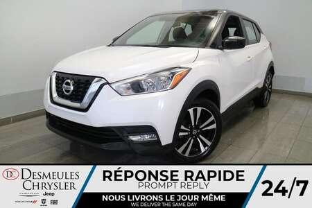 2019 Nissan Kicks SV * AUTOMATIQUE * A/C * CAMERA DE RECUL * for Sale  - DC-20720A  - Desmeules Chrysler