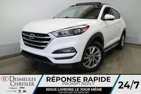 2017 Hyundai Tucson SE AWD * TOIT PANORAMIQUE * A/C * CUIR * CAMERA * for Sale  - DC-U2896  - Blainville Chrysler