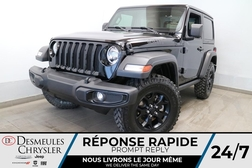 2021 Jeep Wrangler WILLYS 4X4 * UCONNECT * CAMERA DE RECUL * CRUISE *  - DC-R2867  - Desmeules Chrysler