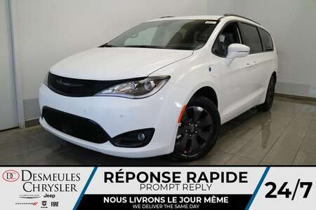 2020 Chrysler Pacifica Hybrid S * NAVIGATION * UCONNECT * CAMERA * CUIR for Sale  - DC-20815  - Desmeules Chrysler