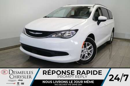 2021 Chrysler GRAND CARAVAN SXT 2WD * SIEGES ET VOLANT CHAUFFANTS * CAM * for Sale  - DC-21260  - Blainville Chrysler