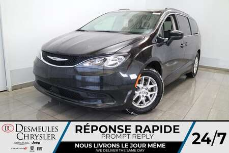 2021 Chrysler GRAND CARAVAN SXT 2WD * SIEGES ET VOLANT CHAUFFANTS * CAM * for Sale  - DC-21261  - Desmeules Chrysler