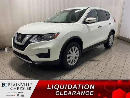 2018 Nissan Rogue S * CAMERA DE RECUL * SIEGES CHAUFFANTS * for Sale  - BC-20502A  - Blainville Chrysler
