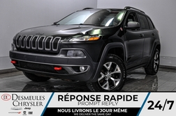 2016 Jeep Cherokee Trailhawk + a/c + bancs chauff + uconnect + cam  - DC-20158A  - Desmeules Chrysler