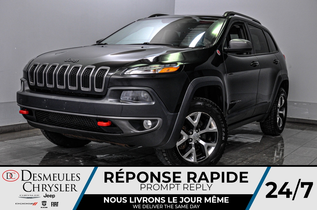 2016 Jeep Cherokee  - Desmeules Chrysler
