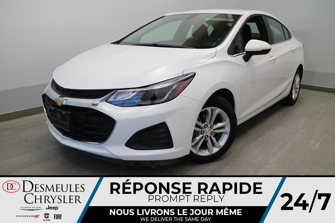 2019 Chevrolet Cruze  - Desmeules Chrysler