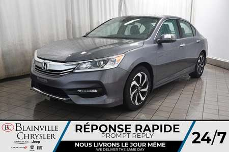 2017 Honda Accord EX-L * CAMERA RECUL * LANE KEEP ASSIST * BLUETOOTH for Sale  - BC-P1574B  - Desmeules Chrysler
