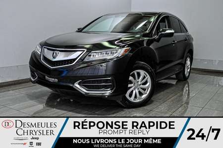 2017 Acura RDX Tech + toit ouv + bancs chauff + cam recul for Sale  - DC-D1924  - Desmeules Chrysler