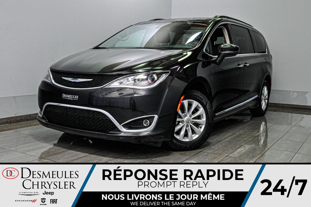 2017 Chrysler Pacifica  - Desmeules Chrysler