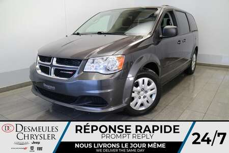 2017 Dodge Grand Caravan SXT * AIR CLIMATISE * CRUISE * BLUETOOTH * for Sale  - DC-B2280  - Blainville Chrysler