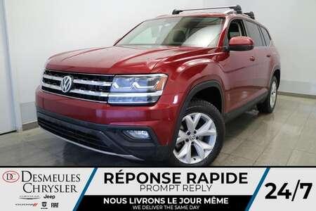 2018 Volkswagen Atlas 3.6L V6 SE AWD * A/C * CAMERA DE RECUL * CUIR * for Sale  - DC-21249A  - Desmeules Chrysler