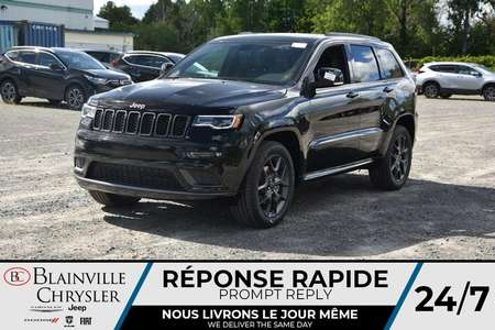 2020 Jeep Grand Cherokee Limited X for Sale  - BC-20443  - Blainville Chrysler