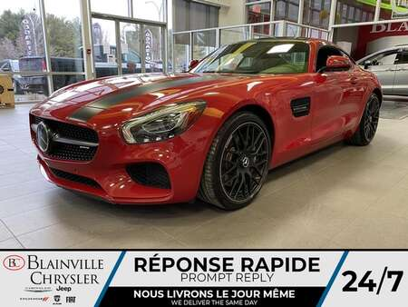 2017 Mercedes-Benz AMG GT AMG GT * GPS * CAM RECUL * 502 HP * 479 TQ for Sale  - BC-S2097  - Blainville Chrysler
