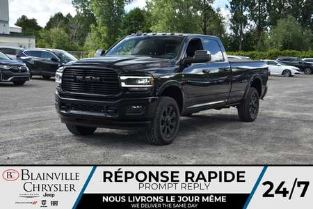 2019 Ram 2500 Laramie for Sale  - BC-90443  - Desmeules Chrysler