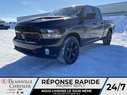 2021 Ram 1500 Quad Cab* APPLE CARPLAY * CAM RECUL * GPS *  - BC-21282  - Blainville Chrysler