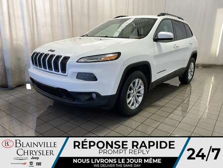 2016 Jeep Cherokee CAMERA RECUL * GPS * SIEGES CHAUFFANTS * for Sale  - BC-20484A  - Blainville Chrysler